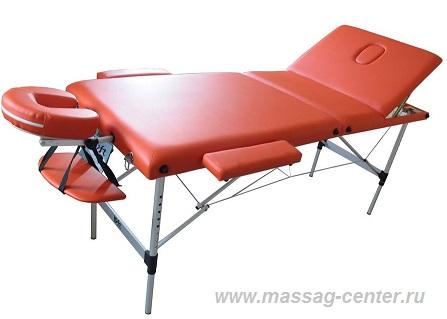 Переносную кушетку для массажа